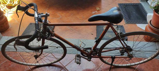 Bicicleta Danúbio anos 80 ou 70