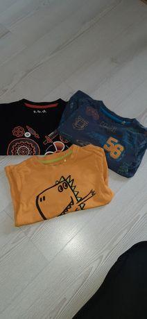 Bluzki dla chłopca 98 5.10.15