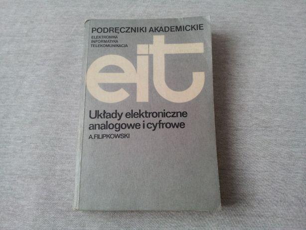 Układy elektroniczne analogowe i cyfrowe - A. Filipkowski