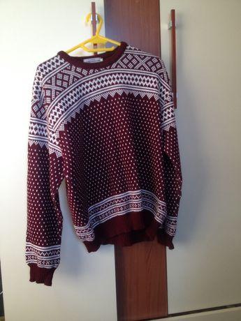 Sweter vintage, rozm. M