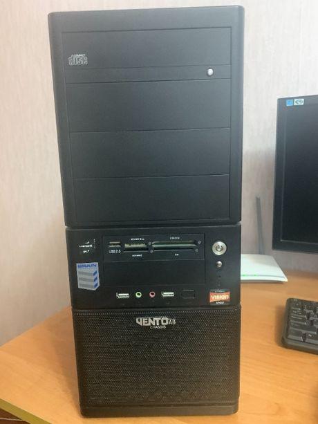Видеокарта Radeon HD6770,AMD Phenom II X4 3.00GHz,16 ОЗУ,ASUS M4A77TD