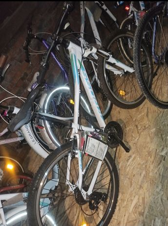 NOWY rower Kross Lea 1.0, koła 26 cali, aluminiowa rama