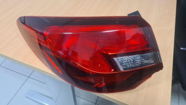 Lampa tylna lewa Opel Astra J sedan Oryginał