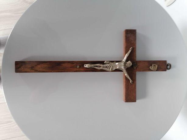 Antyk Krzyż Krucyfiks Antyki