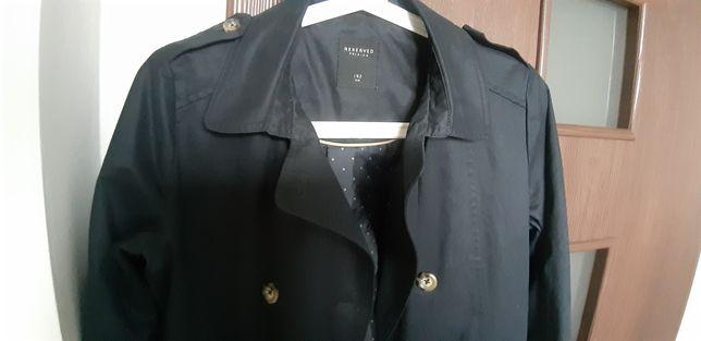 Płaszcz dziewczęcy Reserved 152 cm