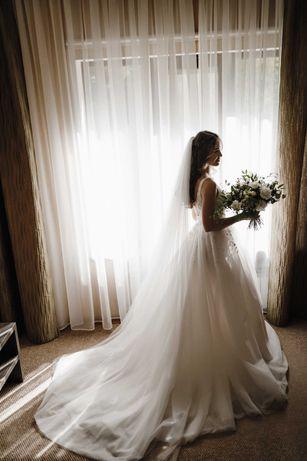 Свадебное платье бренда ELLY