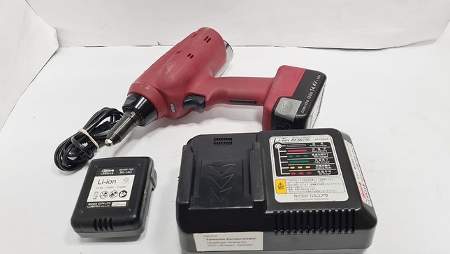 Nitownica Akumulatorowa R1B1 LOBSTER 2,4-4,8