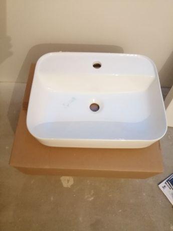 Umywalka nadblatowa 2 sztuki, nowe