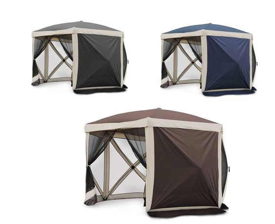 Pawilon namiot ogrodowy 3,4 x 3,4 m ekspresowy handlowy POP UP altana
