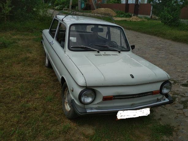 ЗАЗ 968М 89г. (двигатель 40л/с)