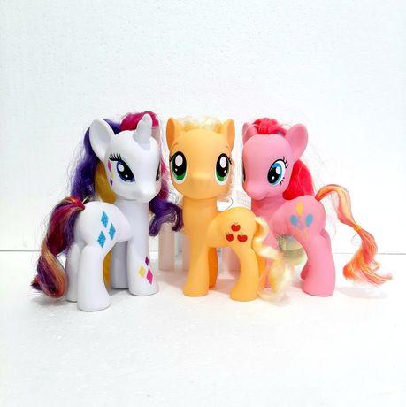 Hasbro Мой маленький пони (литл пони) 15см: Пинки Пай Рарити Эплджек