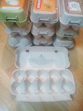 Лотки для яиц коробки