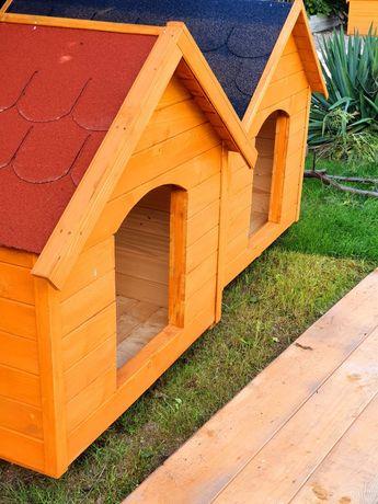 Buda dla psa rozmiar L dom dla psa dowóz kojec boks dla psa