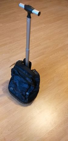 Plecak, torba na kółkach