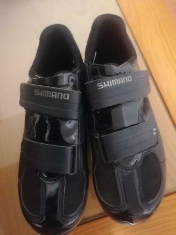 Sapatos ciclismo estrada 42