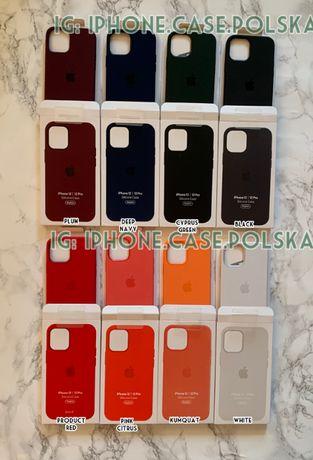 WYSYŁKA GRATIS case obudowa iPhone 12 Pro Max Mini MagSafe etui logo
