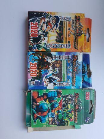 Наборы карточек  duel masters. Цена договорная