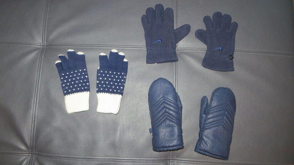 Рукавицы, перчатки на мальчика 4-5 лет Запорожье - изображение 1