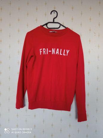 Bluza damska czerwona XS