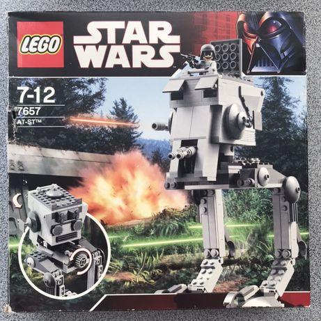 LEGO Star Wars ЛЕГО Звездные Войны шагоход AT-ST