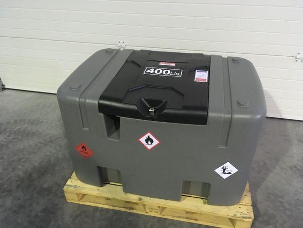 Depósito Tanque de gasóleo 400 Lts com contador.