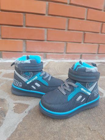 Демисезонные ботинки,хайтопы,деми кроссовки для мальчика р.21-31