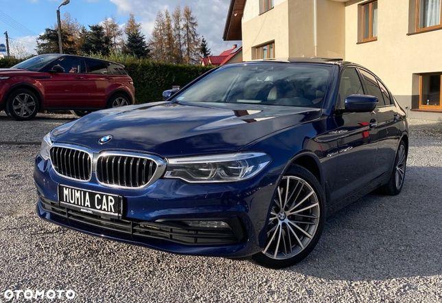 BMW Seria 5 530d xDrive Masaze Wentyle Night Vision Harman LED Adaptive SHADOW