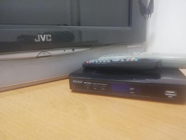 Tv JVC +tuner TV naziemnej