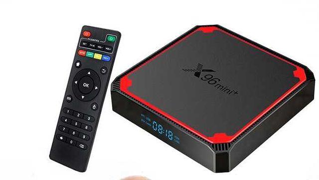 Android tv box X96 mini plus 3000 руб.