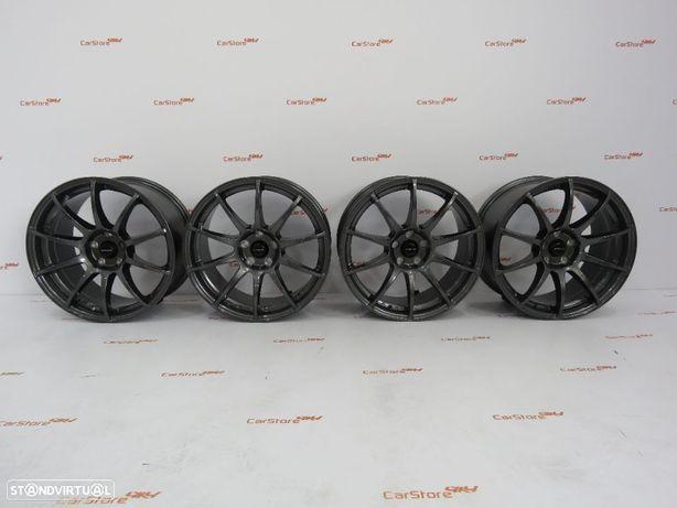 Jantes Ultralite R5 17 x 8 et35 5x114.3 Gunmetal