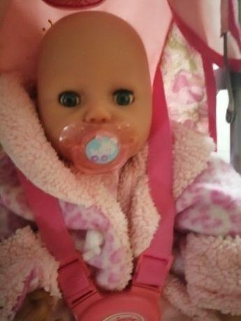 Wózek beybi Anabel z lalką