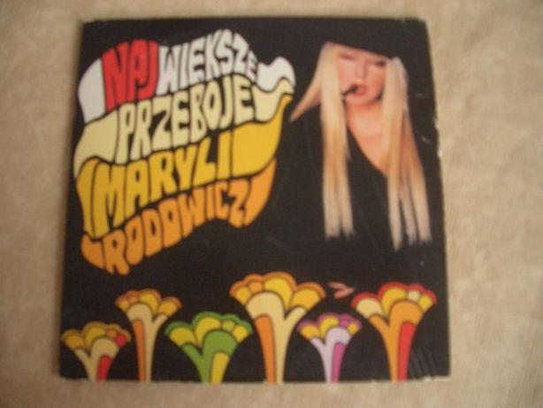 CD Maryli Rodowicz (música polaca)