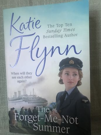 Книга на английском языке Forget-Me-Not Summer Katie Flynn