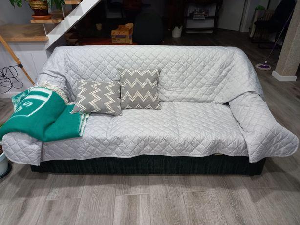 Sofá de 3 lugares + 2 sofás individuais
