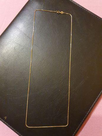 Łańcuszek złoty 585 50cm