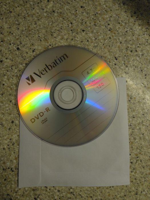 DVD-R диски новые в конверте Киев - изображение 1