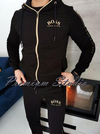 L, XL, XXL, 3XL / Hugo Boss Komplet dresowy zestaw bluza spodnie