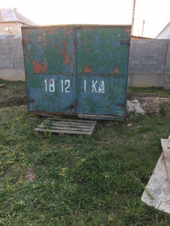 будка для стройки