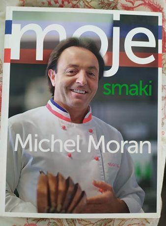 "Książka kucharska M. Moran ""Moje smaki"""