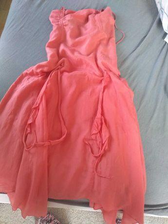 Sukienka AX. Cieniutki kaszmir