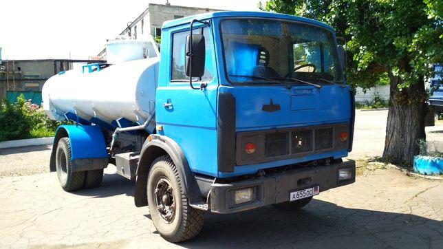 МАЗ 53370 автоцистерна 9кубов