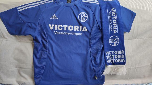 Cachecol Schalke 04 Oficial