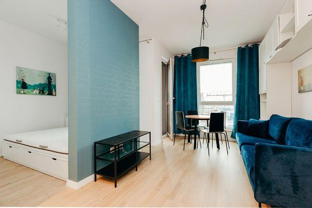 Dwa pokoje z aneksem kuchennym 31. 67 m2 ul Pieskowej Skały 5