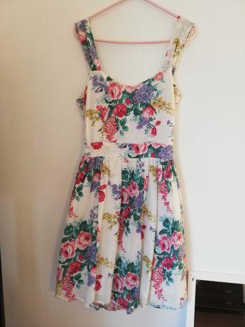 Vestido floral Pepe Jeans S