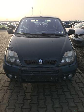 Renault Scenic lift 4x4