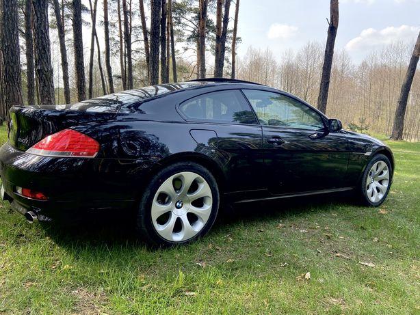 BMW E63 4.8i !!!