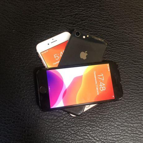 В наличии Айфон(ы) iPhone 7 и 8 а так-же Plus +. Магазин, гарантии