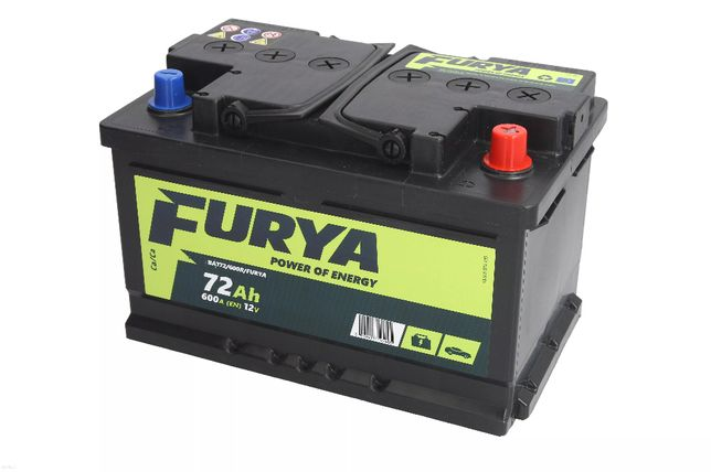 Akumulator 72Ah 12V FURYA