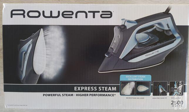 Ferro a vapor rowenta express steam