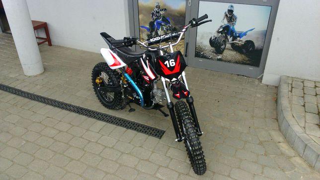 Cross/Pitbike 607 125cc koła 14'/17' KXD